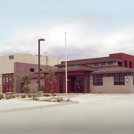 Fire Station 50