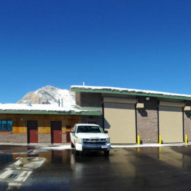 Kyle Canyon Fire Station