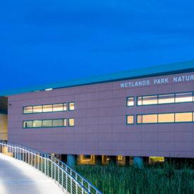 Wetlands Park Nature center